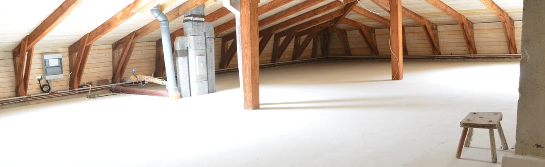 Innovativ Dämmung oberste Geschossdecke (Dachboden) LD75