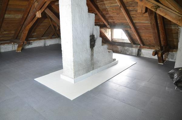 Sehr Dämmung oberste Geschossdecke (Dachboden) DUO FW11