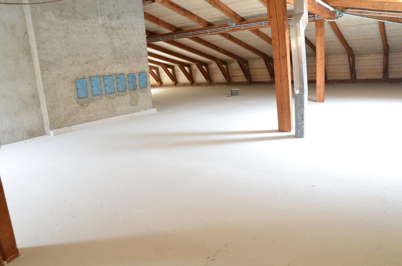 alpor GD plus Dachbodendämmung mit Belagsplatten