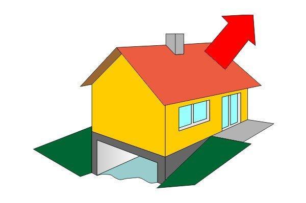 ca. 30% Heizkostenersparnis mit nur 14 cm Dachboden-Dämmung!
